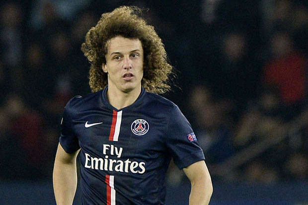David Luiz 1 Six Players Who Can Decide The Outcome Of PSG v Chelsea