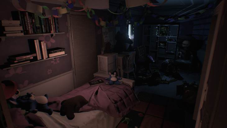 GirlRoom Big 730x411 Visage: Kickstarter Horror That Follows P.Ts Legacy