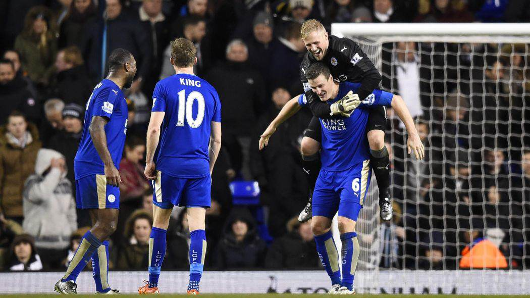 Huth Celebration Five Reasons Leicester City CAN Win The Premier League