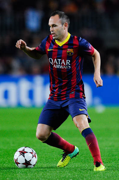 Ten World Class Stars Who Shouldve Played In The Premier League Iniesta Zimbio