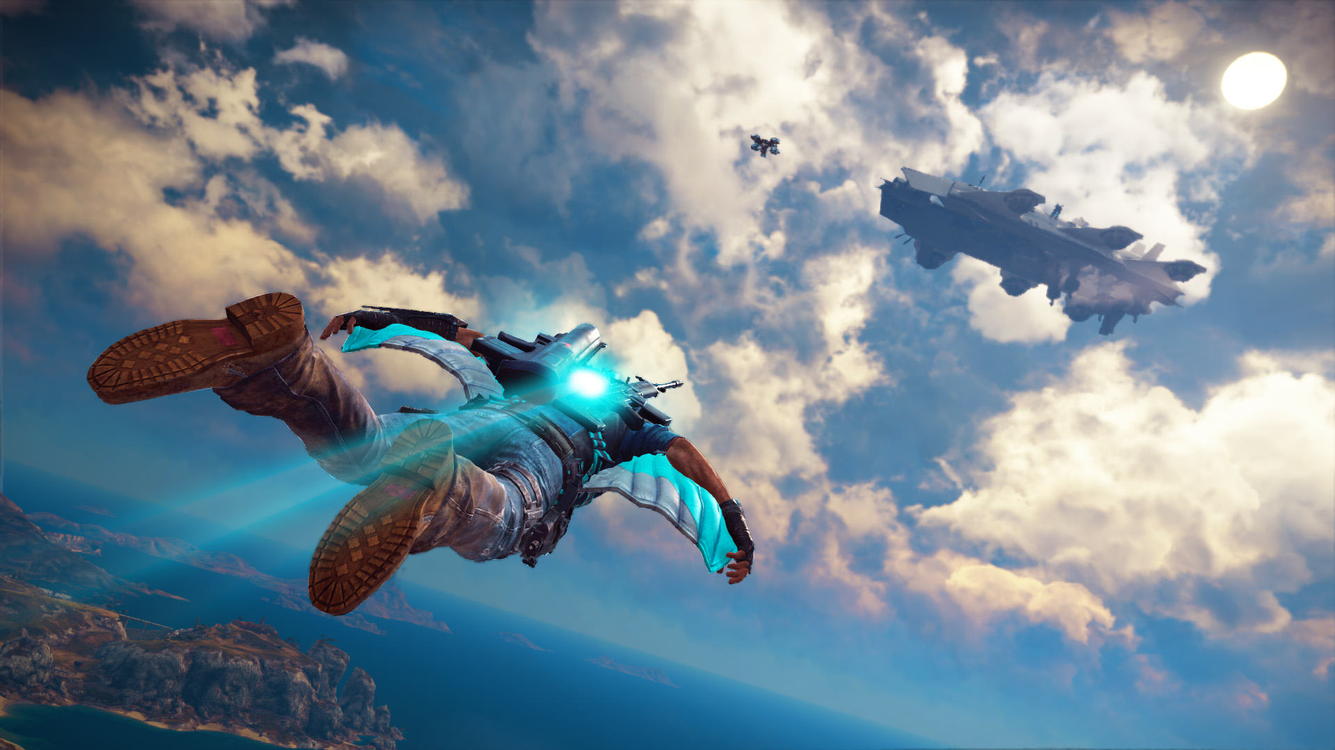 JC3 SF SC1 1455791616 Just Cause 3 Air, Land, And Sea Expansion Pass Details Revealed