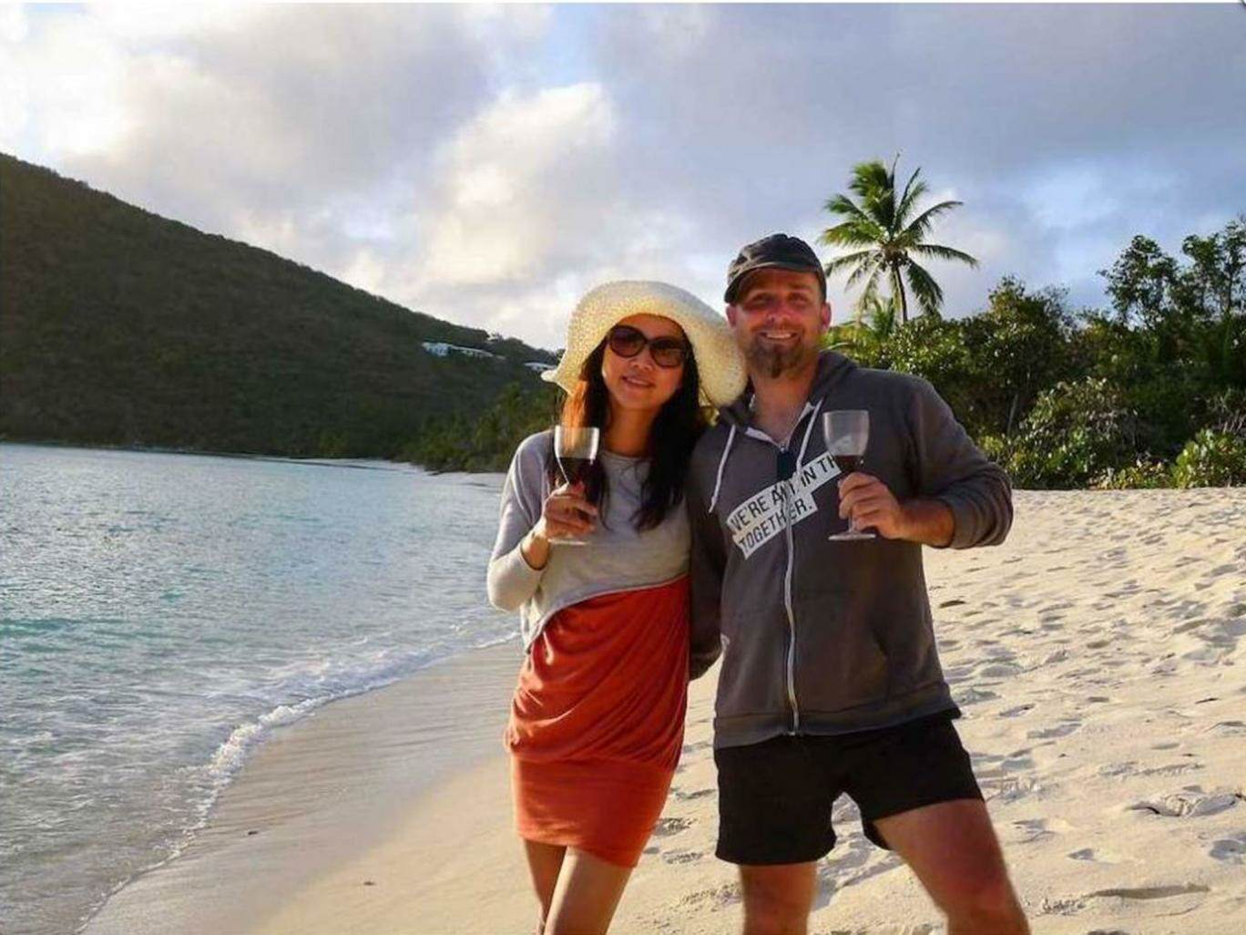 Jeremy Jacobson and Winnie Tseng 1 Couple Reveal How They Retired In Their 30s And Now Travel The World