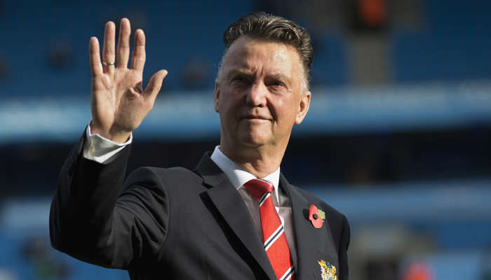 LVG Whatever The Question At United, LVG Isnt The Answer