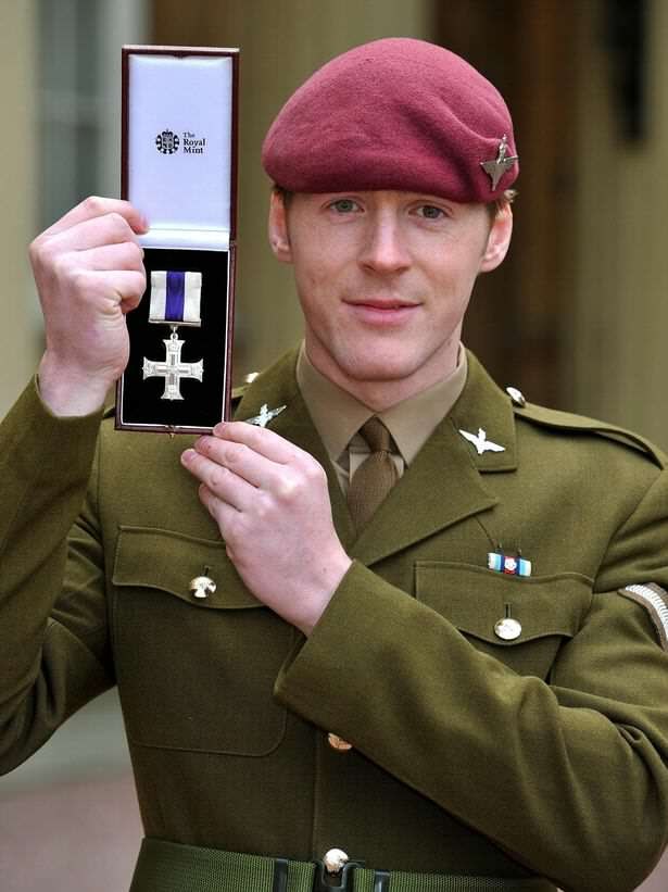 Lance Corporal Alfie Pope Guy Pretended He Was Soldier With This Terrible Photoshopped Photo
