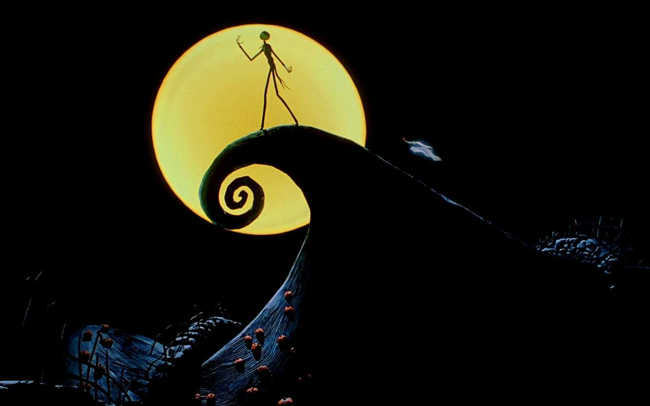 Nightmare before christmas Delightfully Creepy Reimaginings Of Disney Classics As Tim Burton Films