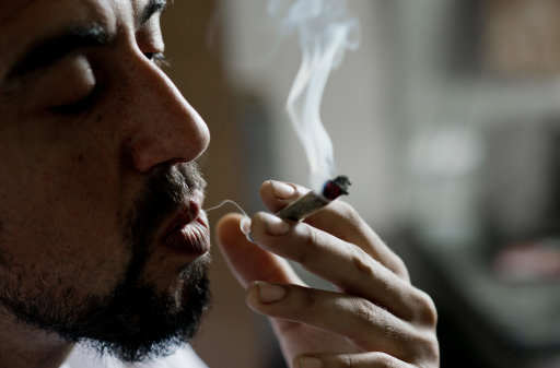 PA 18426988 Smoking Weed Makes It More Difficult To Remember Words New Study Claims