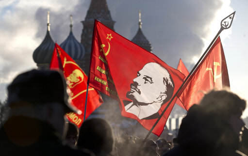 PA 18753104 Russian Communists Arent Happy With Leonardo DiCaprios Plans To Play Lenin