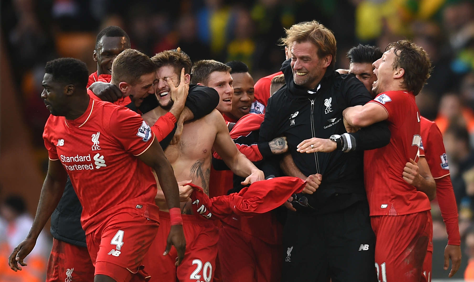 PA 25317874 Five Reasons Everyone Loves Jurgen Klopp