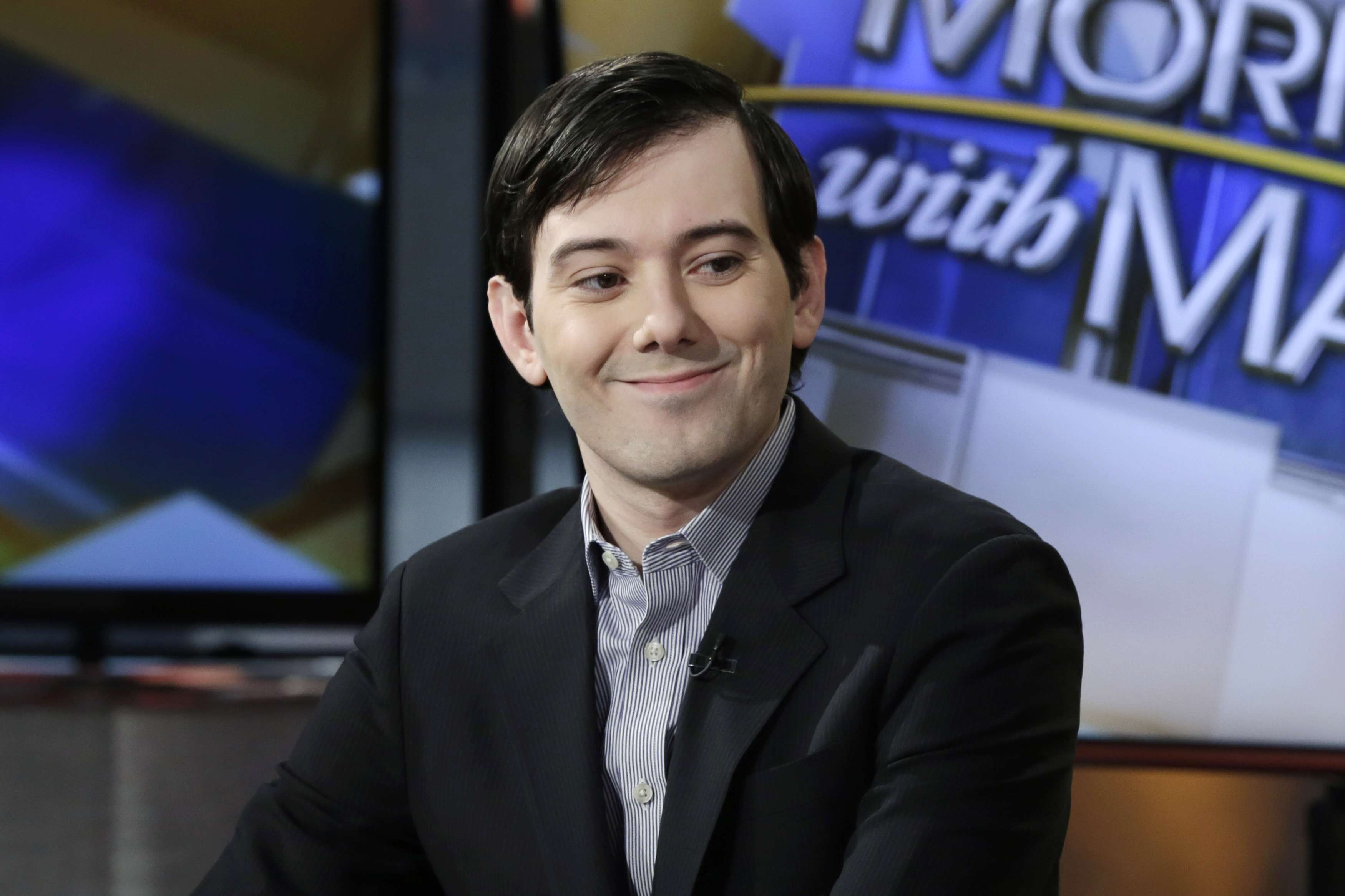 Martin Shkreli Just Made Kanye West A Ridiculous Offer PA 25412664