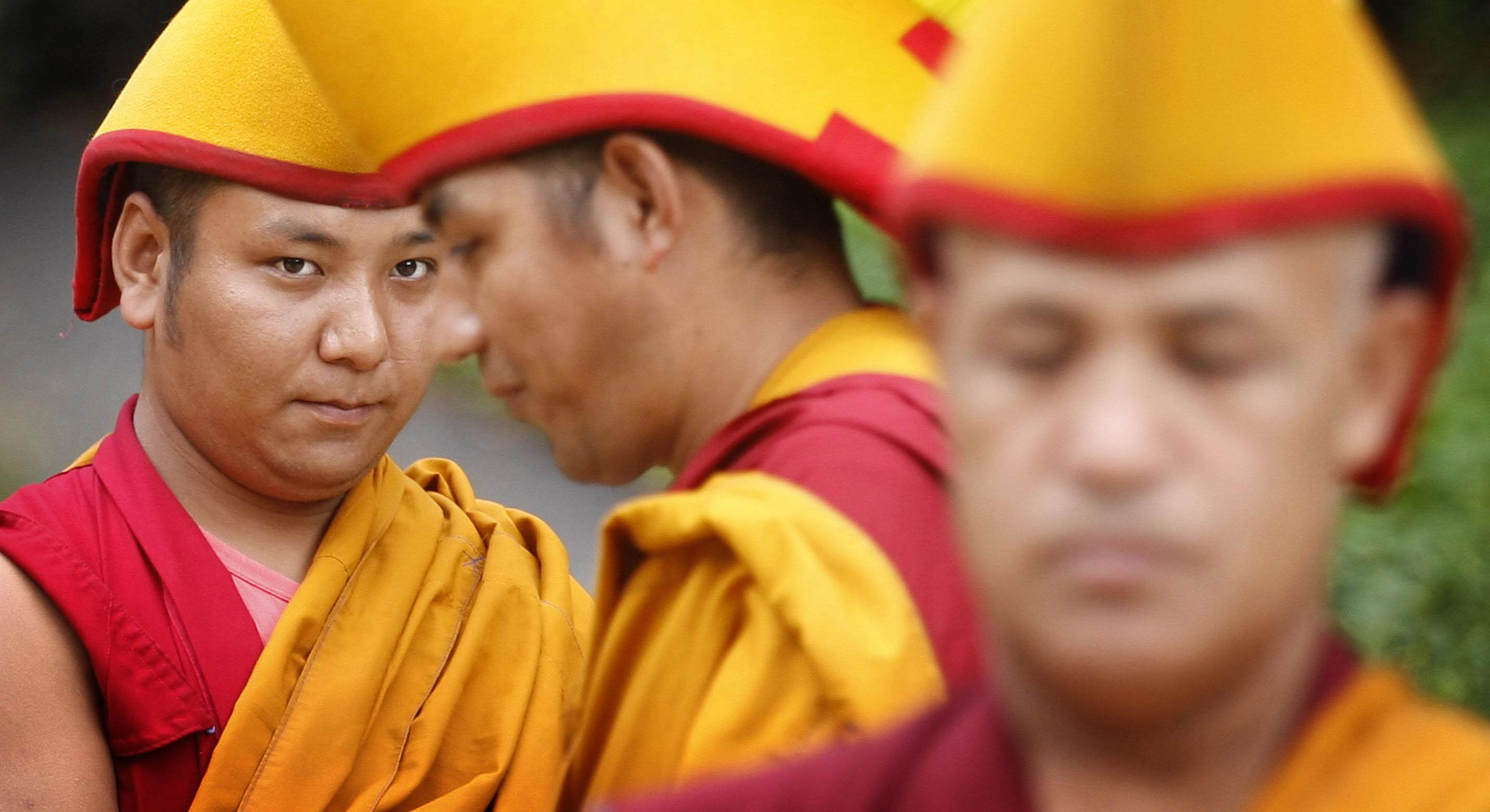 PA 9361989 You Can Now Rent A Buddhist Monk Online, Because Amazon