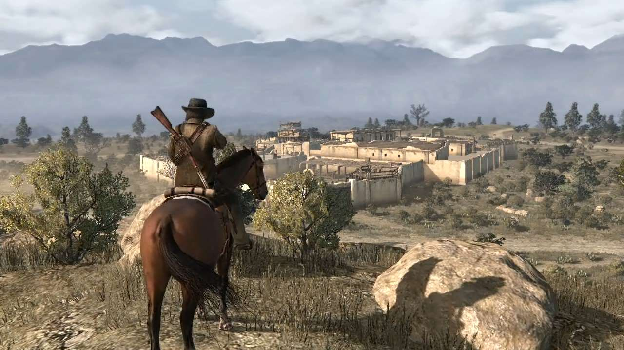 Red Dead Redemption Red Dead Redemption Backwards Compatibility For Xbox One Leaked