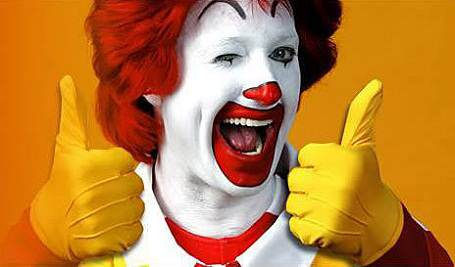Ronald McDonald thumbs up This New McDonalds Breakfast Sandwich Could Come To The UK Very Soon
