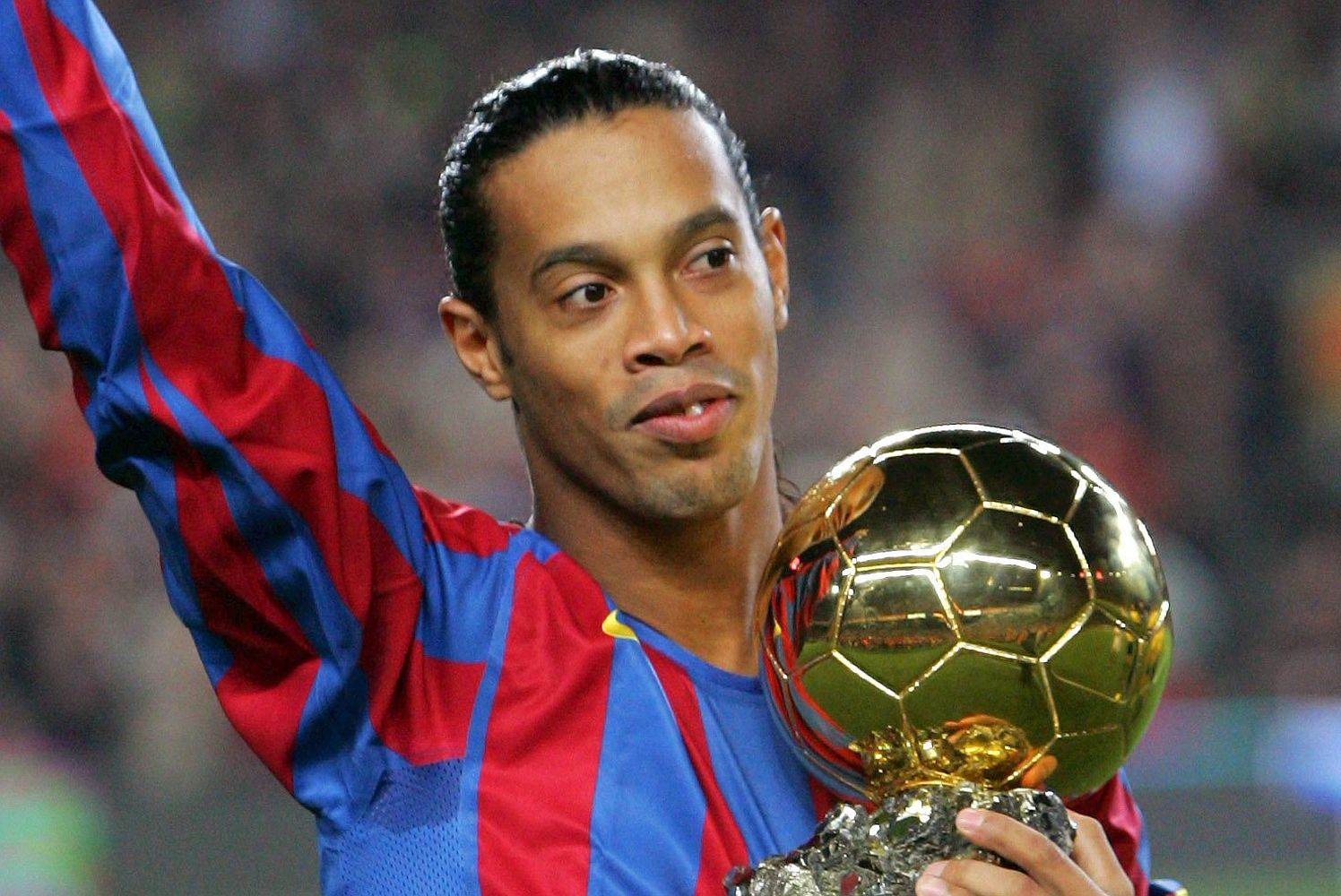 Ten World Class Stars Who Shouldve Played In The Premier League Ronaldinho The Sun
