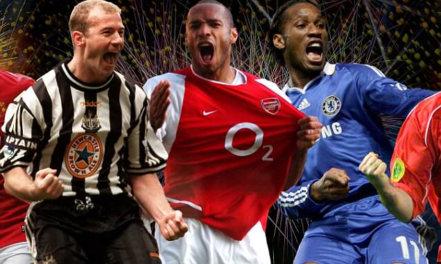 Ten World Class Stars Who Shouldve Played In The Premier League Shearer montage