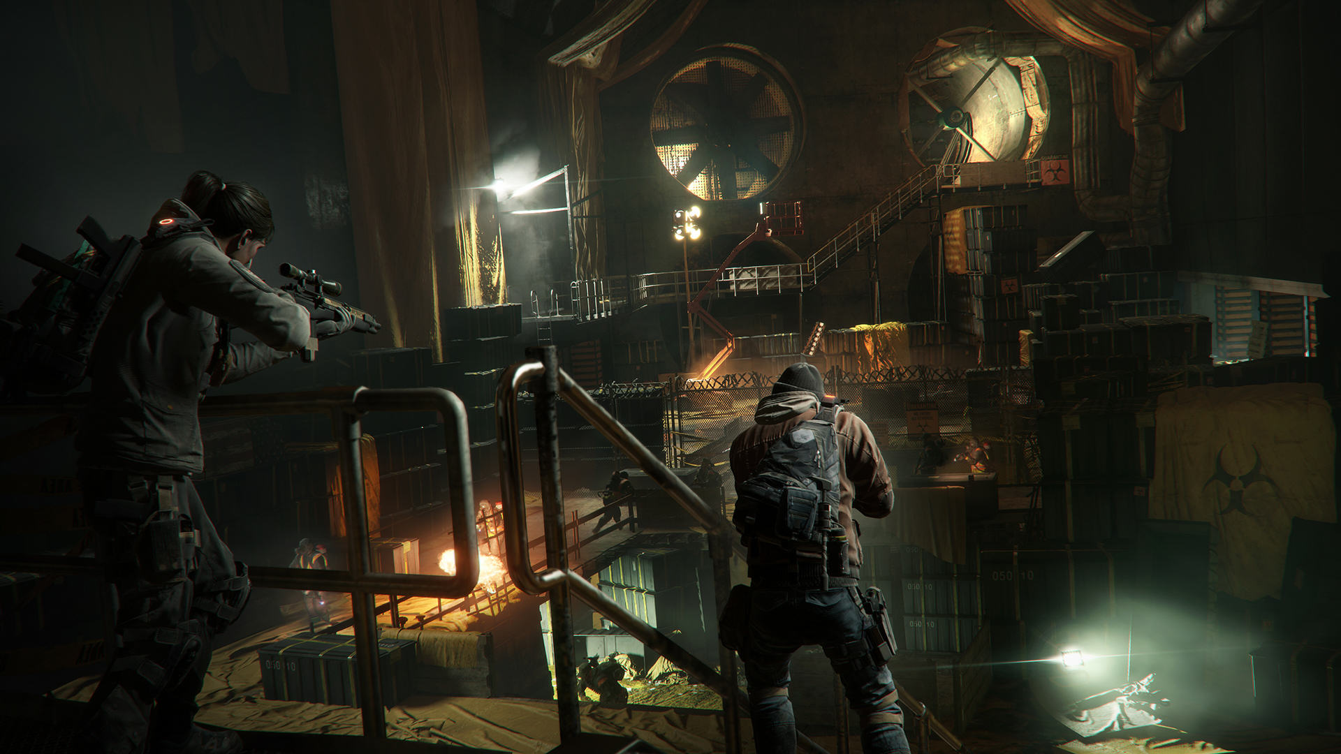 The Division New Mission Teased In Trailer For The Division Open Beta