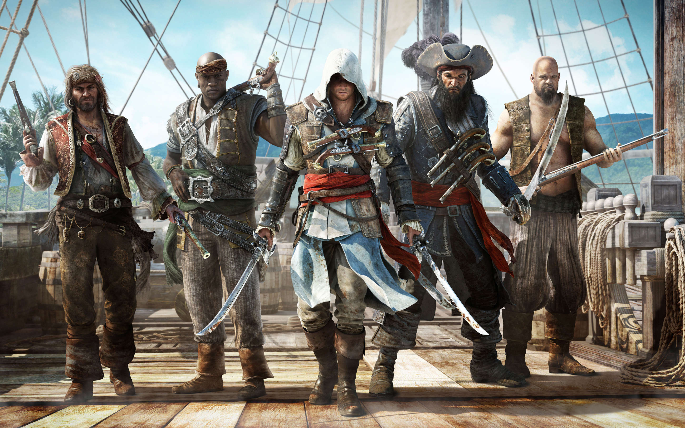 assassins creed pirates Major Pirating Group Take A Year Off To Evaluate Impact On Sales