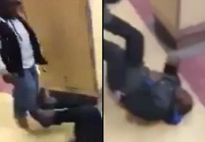 bullied1 Mother Speaks Out After Shocking Video Shows Disabled Son Being Attacked