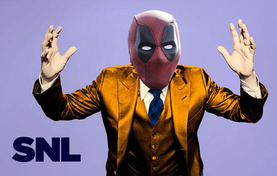 deadpool snl Deadpool Could Be Back On Your Screens Pretty Soon