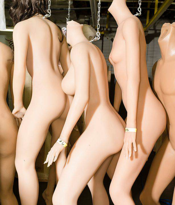 doll3 Heres How The Worlds Most Expensive Sex Dolls Are Made