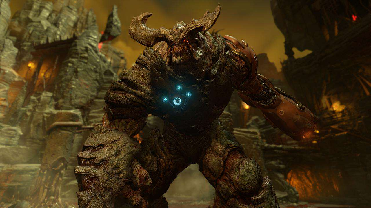 Doom Developers Reveal Roughly How Long Games Campaign Lasts doom e3 2015 1