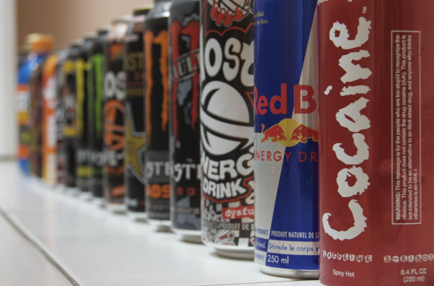 energy1 University Bans Energy Drinks Because They Promote Risky Sex