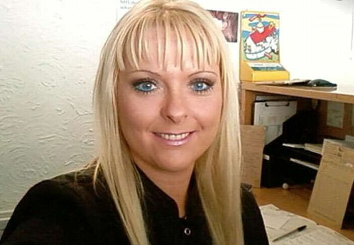 Dental Nurse And Part Time Model Gave Friend DIY Facelift At Home face1