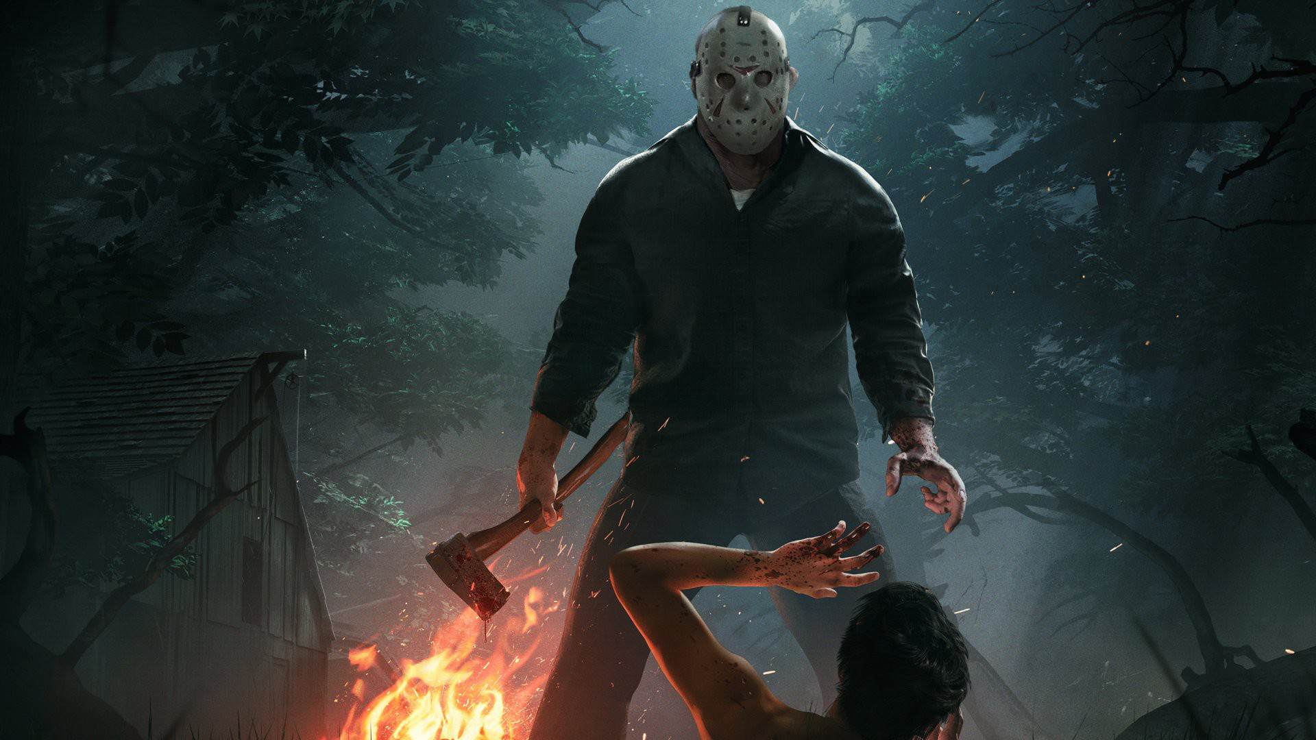 Friday The 13th Game Offers Some Amazing Ways To Murder Stupid Teenagers friday 13th wide