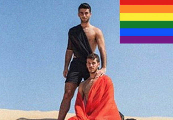 isis1 1 Playwright Is Crowdfunding For ISIS: A Gay Love Story