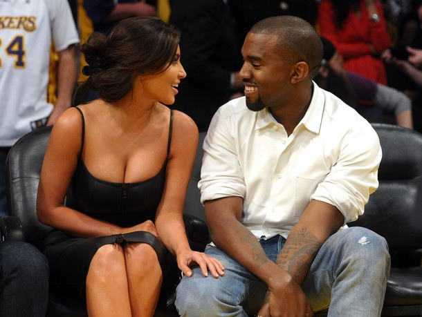 kanye3 1 Even Kim Kardashian Is Fed Up With Kanyes Twitter Rants