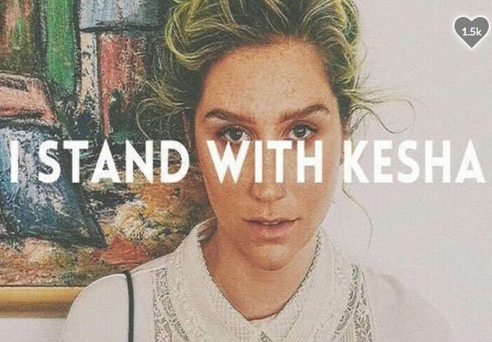 kesha1 Crowdfunding Campaign To Buy Kesha Out Of Her Sony Deal Goes Viral