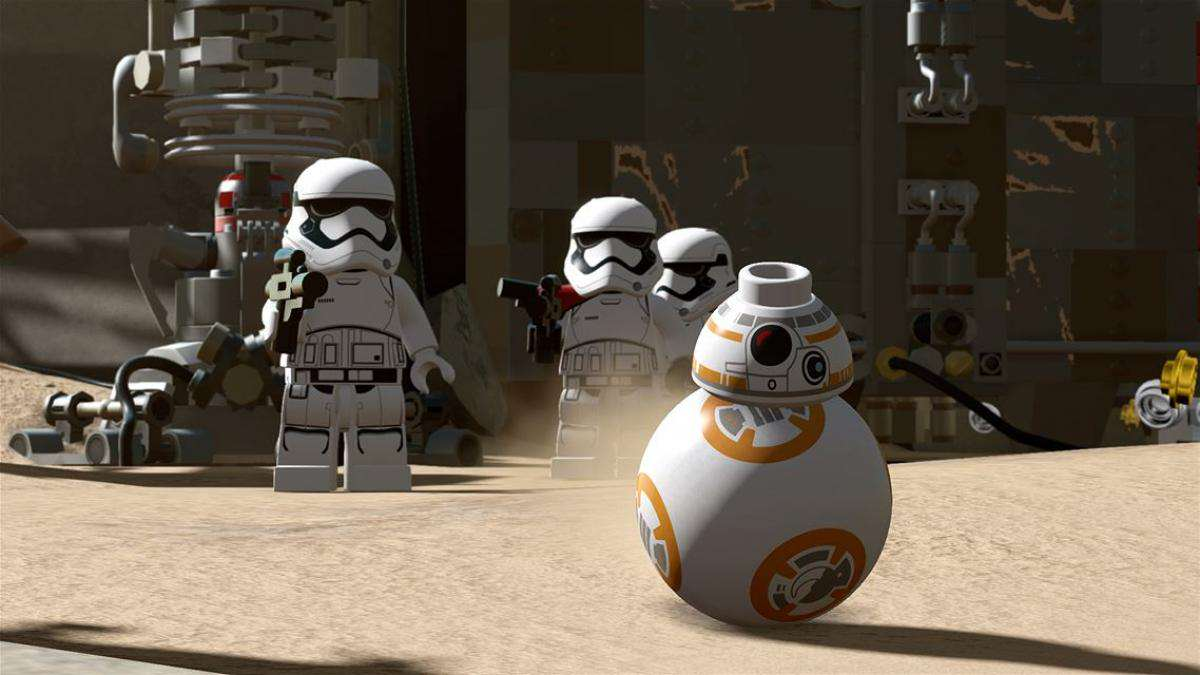 lego star wars the force awakens screenshot 14 1138.0 0 LEGO Star Wars: The Force Awakens Is Happening