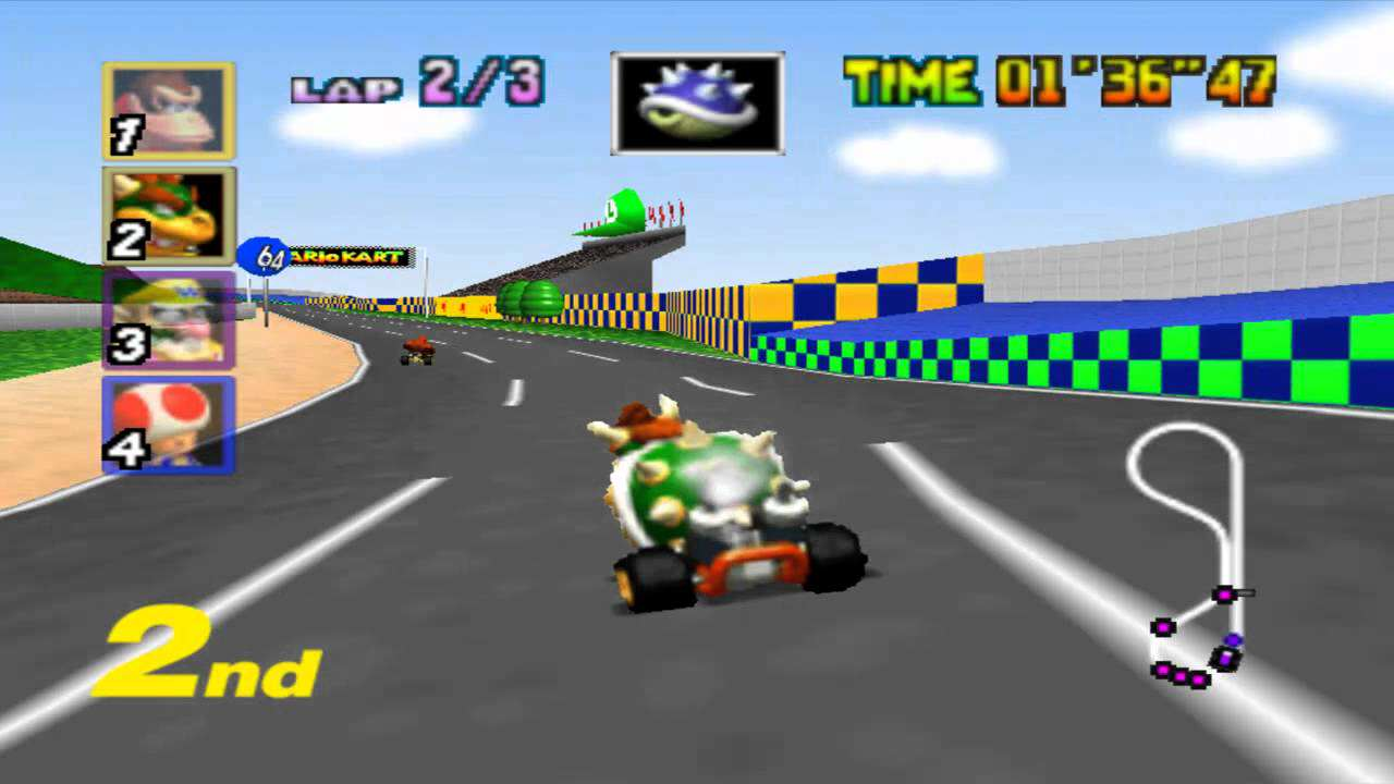maxresdefault 11 Five Things We All Remember From Mario Kart 64