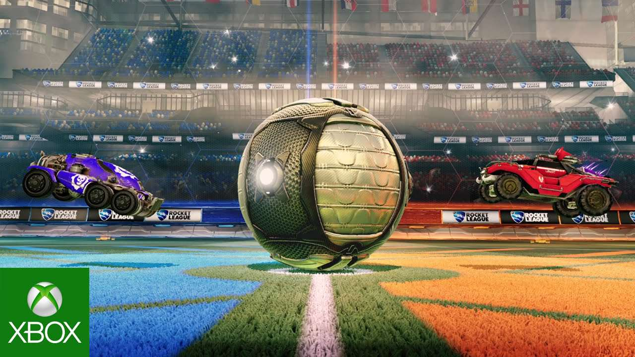maxresdefault 16 Rocket League Will Be Blasting Onto Xbox One Next Week
