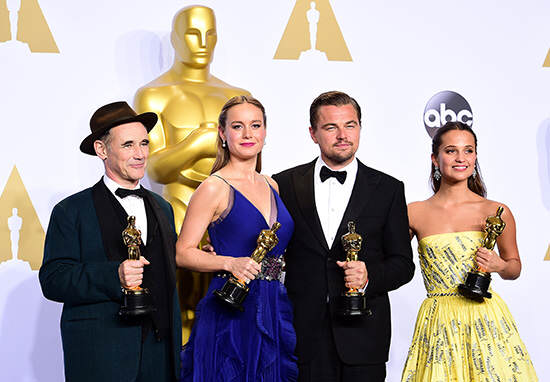Here's How The Internet Reacted To Last Night's Oscars