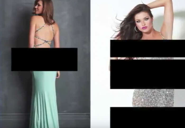 prom1 1 School Makes Cringeworthy Video Telling Girls Cover Up At Prom