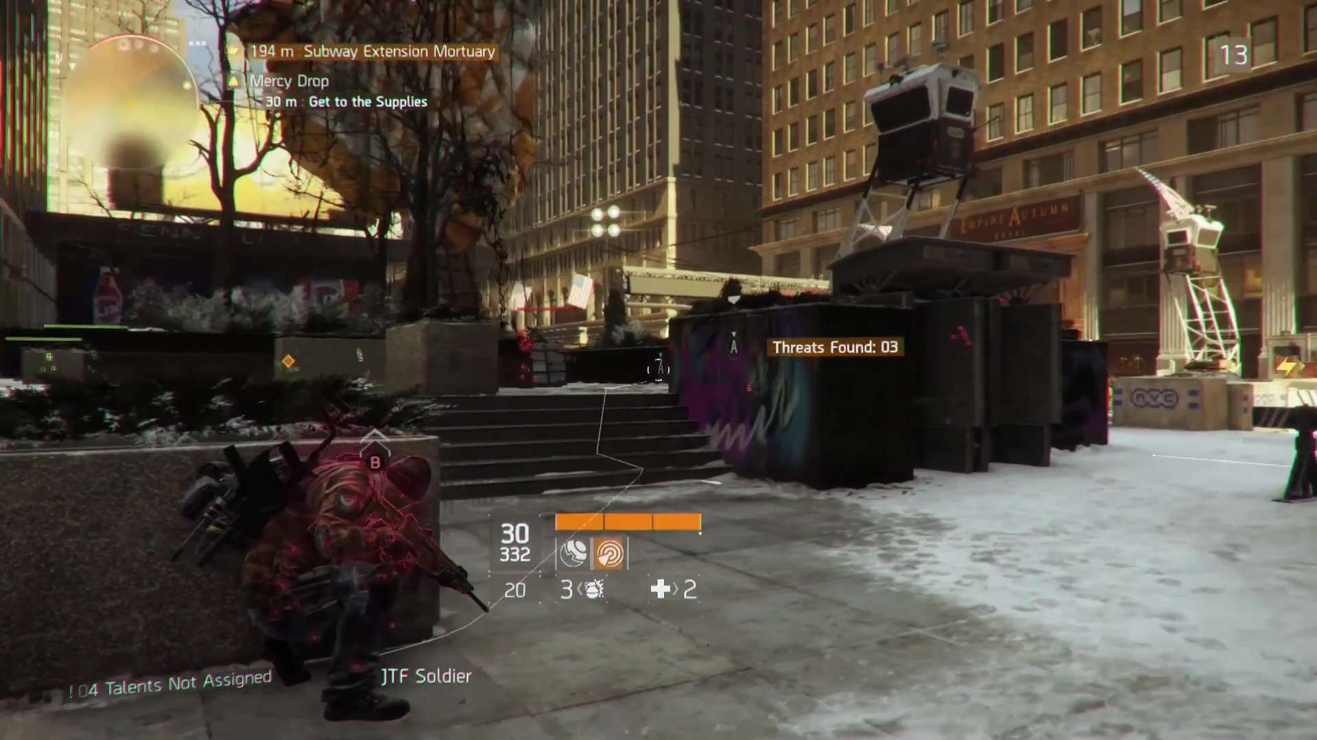q a november pulse skill Handy New Trailer For The Division Explains The Games Skill System