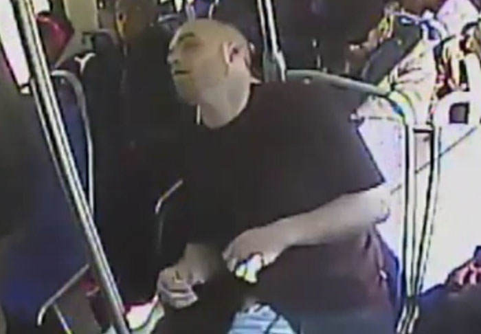 smack1 Police Release Video of Man Overdosing On Heroin On Public Bus