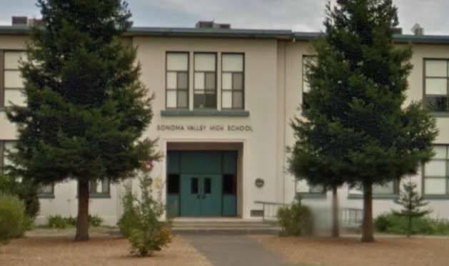 sonoma high school Footage Shows Girl Brutally Take Down Boy Accused of Bullying Students