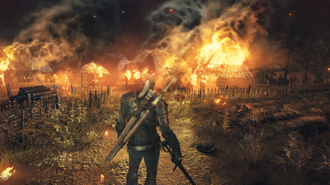 the witcher 3 2 Here Are The 2016 DICE Award Winners