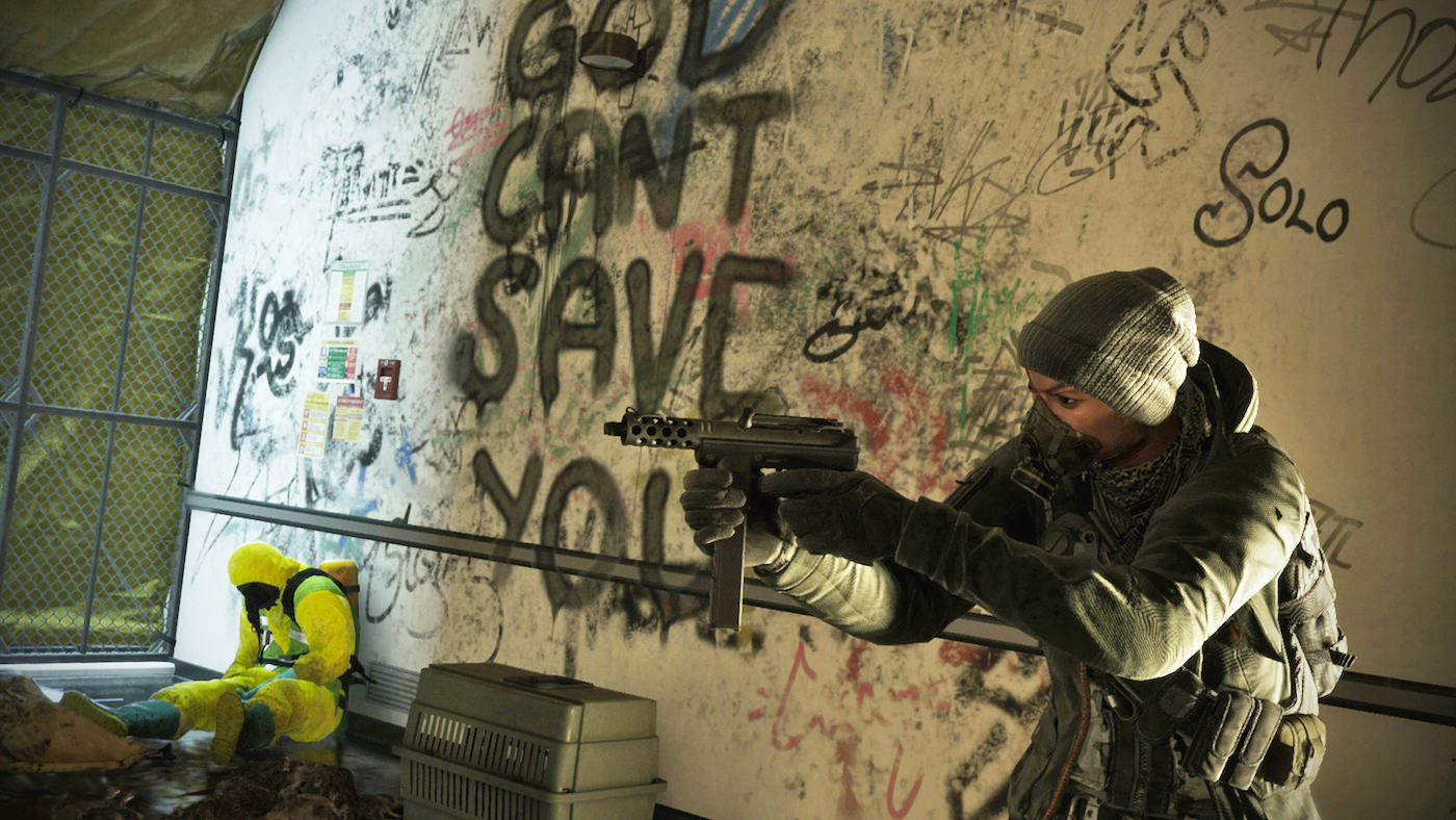 thedivisionopenbeta ed New Mission Teased In Trailer For The Division Open Beta