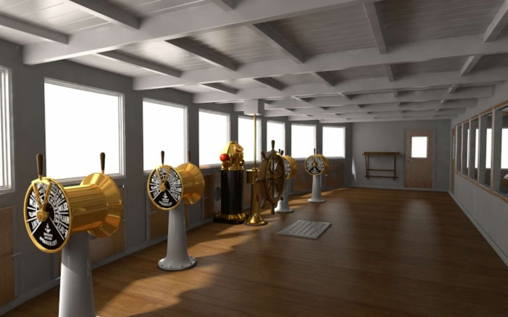 Incredible new photos give first look inside 39 titanic 2 39 for Pictures inside