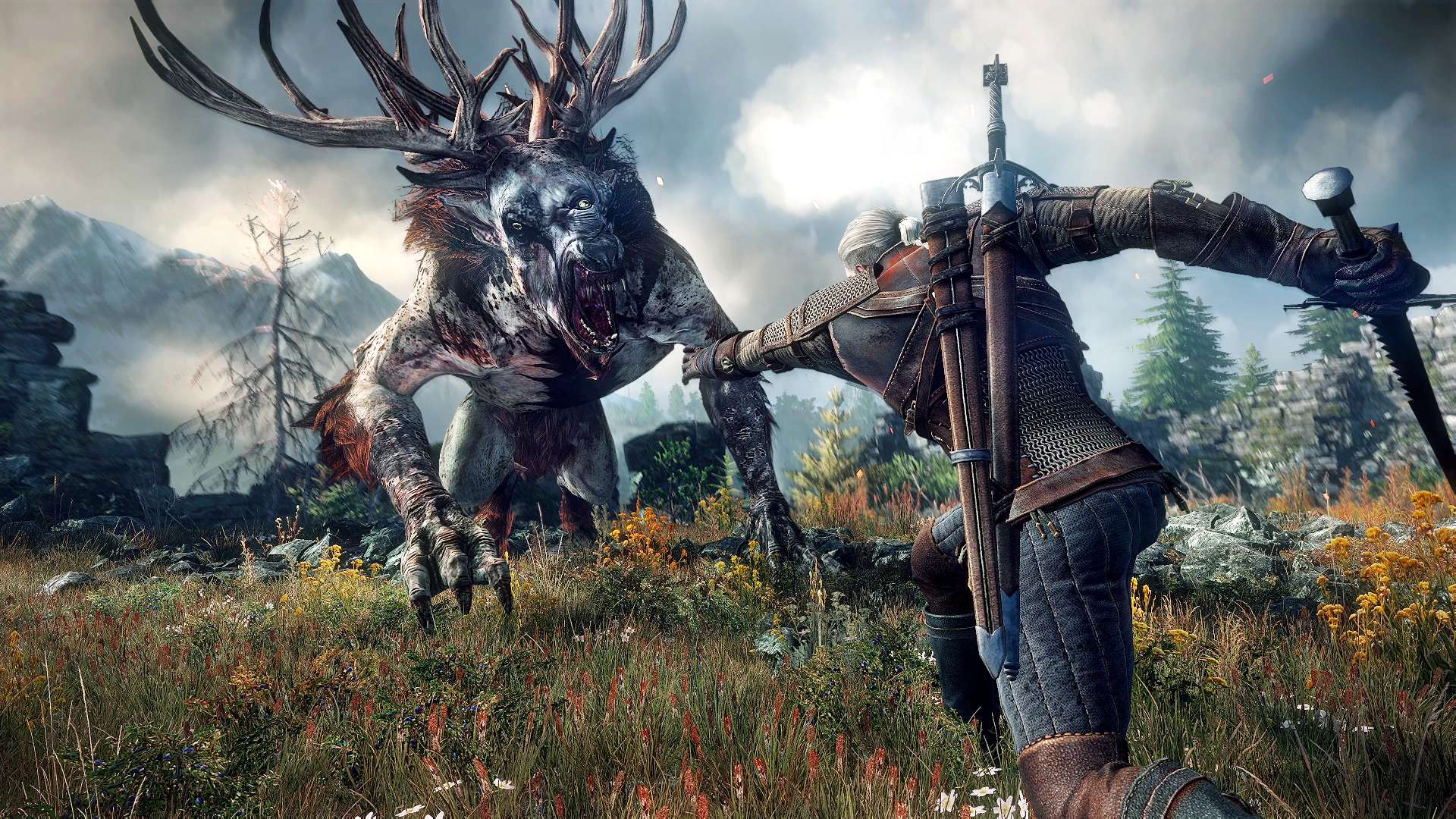 witcher3 Here Are The 2016 DICE Award Winners