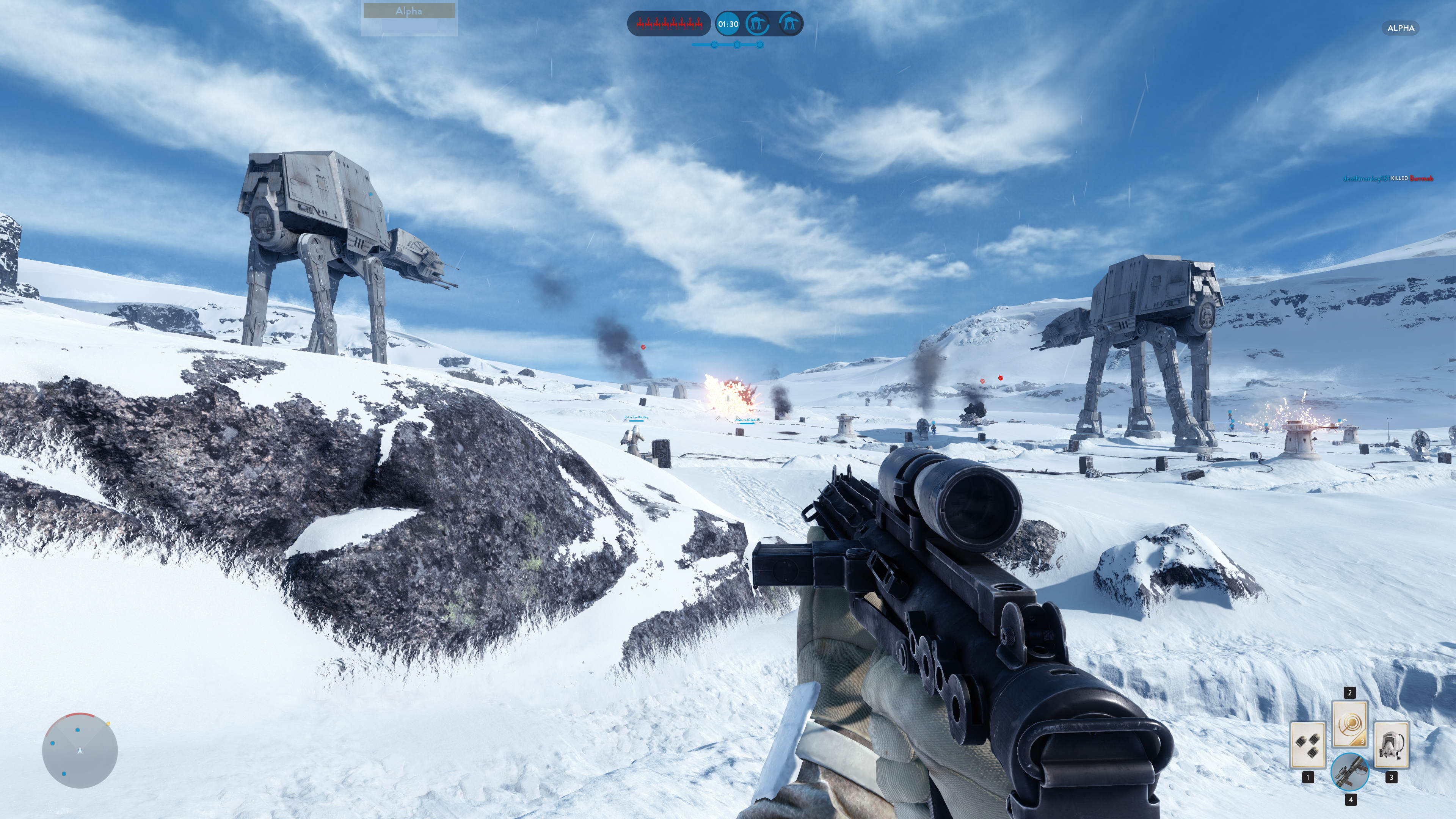 19nvsb1 Sony Suggest Star Wars Battlefront Is The Game To Sell You On VR