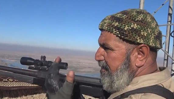 3247489400000578 0 image a 19 1458207364402 Meet The 62 Year Old Sniper Who Has Killed An Insane Amount Of ISIS Fighters