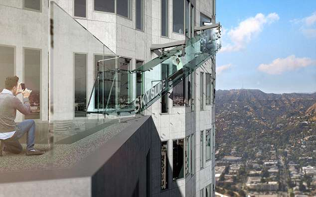 3265008600000578 3501443 image a 34 1458487540974 This Skyslide Installed On A Skyscraper 1,000 Feet Up Looks F*cking Terrifying