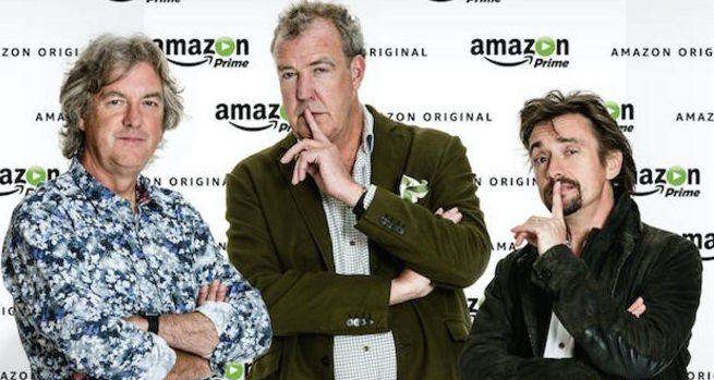 84571539 creditamazonprimevideo 1 Chris Evans Fires Shots At Former Top Gear Trio