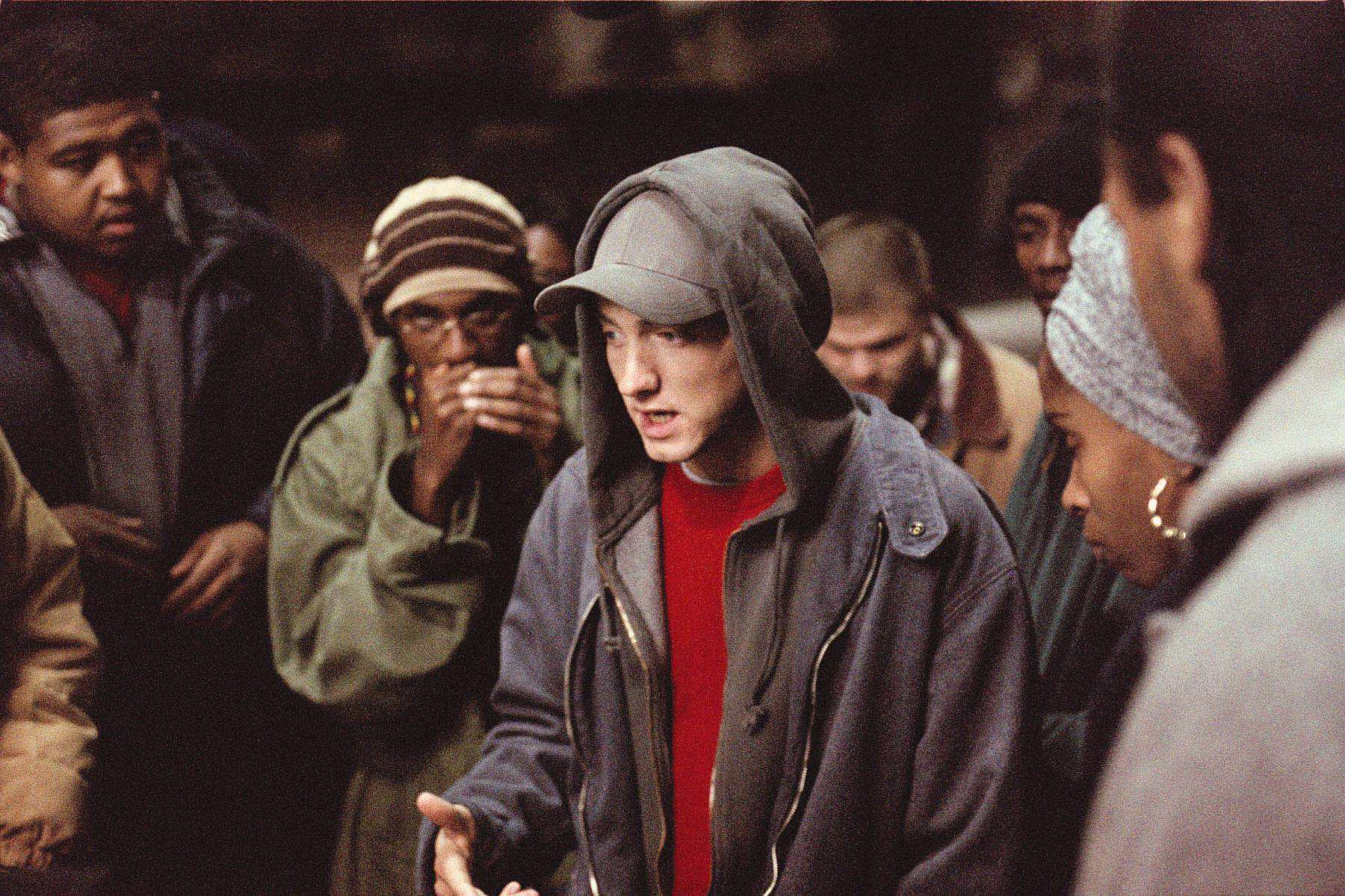 8 mile 2002 1920x1280 324872 Random Guys Are Challenging Teenagers To Rap Battles And Police Are Worried
