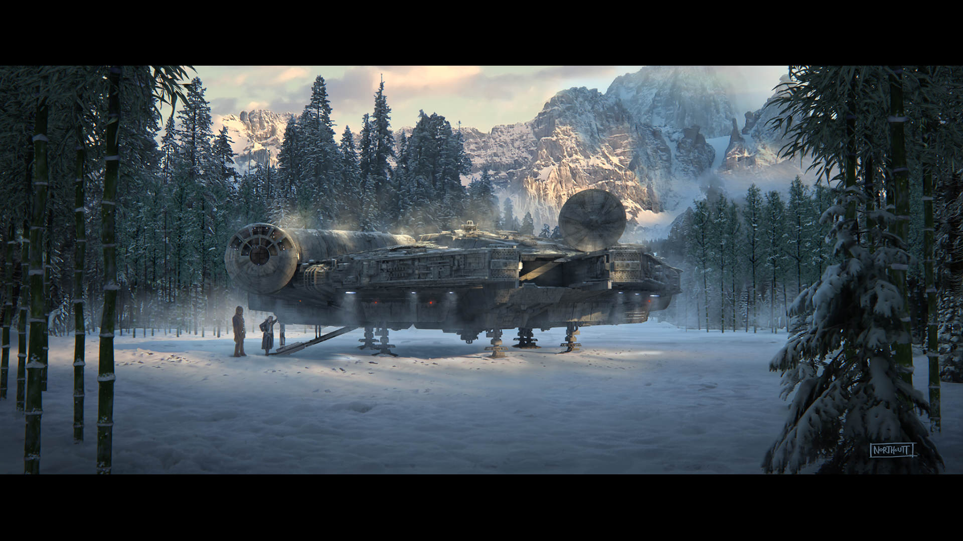 ARTDEPT VD TFA 007 1 Star Wars Creators Reveal Awesome Force Awakens Concept Art