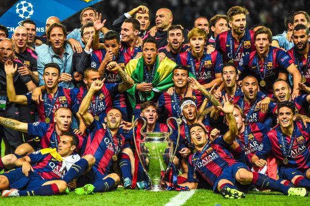 Barca UCL BR