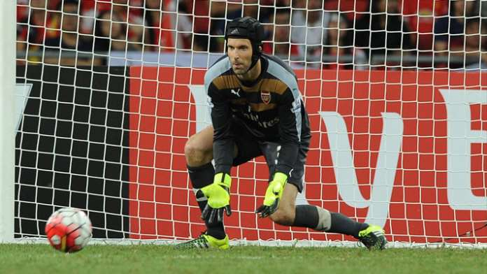 Arsenal Fans Want Wenger Out, And Its His Own Fault Cech arsenal website